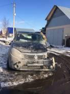 Renault Sandero. K7J