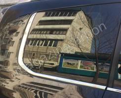 Молдинги окон багажного отсека Lexus LX570 2007-2015