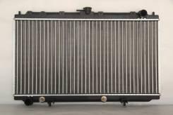 Радиатор охлаждения двигателя. Nissan Primera, WP11E, FHP11, P11E Двигатели: SR20DEL, SR20DE