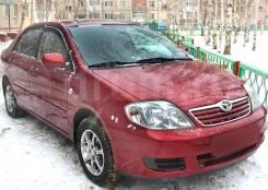 Toyota Corolla. E120, 3ZZFE