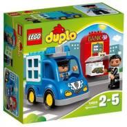 Игрушка Дупло Полицейский патруль LEGO
