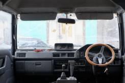 Панель приборов. Mitsubishi Delica, P24W, P25W, P35W