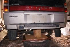 Бампер. Mitsubishi Delica, P24W, P25W, P35W