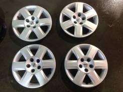 """Оригинальные колпаки Nissan R16. Диаметр Диаметр: 16"""", 4 шт."""