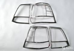 Накладка на стоп-сигнал. Toyota Land Cruiser, GRJ200, J200, URJ200, UZJ200, UZJ200W, VDJ200