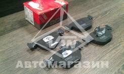 Колодка тормозная. BMW: 5-Series, M5, X3, X5, 7-Series Двигатели: M54B22, M57D25, M47D20, M54B25, M57D30, M62B44TU, M54B30, M62B35, N62B44, M57D30TU