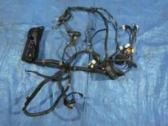 Проводка под радиатор. Toyota Aristo, JZS161