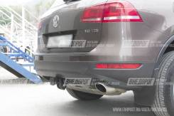 Фаркоп. Audi Q7 Volkswagen Touareg