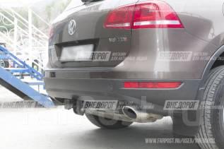 Фаркоп. Audi Q7, 4M Volkswagen Touareg Двигатели: CRTC, CREC. Под заказ