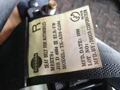 Ремень безопасности. Nissan Silvia, S15 Двигатели: SR20DET, SR20D, SR20DE, SR20DT, SR20