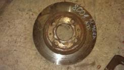 Диск тормозной. Nissan Almera, N15