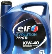 Elf Evolution. Вязкость 10W-40, полусинтетическое