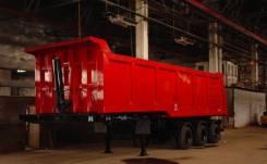 Texoms. Самосвал 2 оси 24 тонн задняя или боковая выгрузка, 24 000кг.