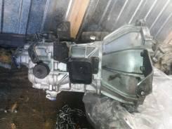 Механическая коробка переключения передач. Kia Pregio