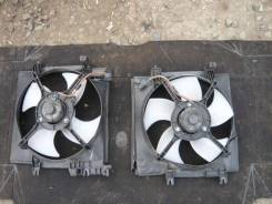 Вентилятор охлаждения радиатора. Subaru Exiga, YA4