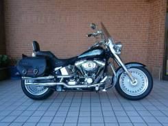 Harley-Davidson Softail Fat Boy. 1 579 куб. см., исправен, птс, без пробега. Под заказ