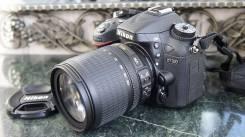 Nikon D7100 Kit. 20 и более Мп