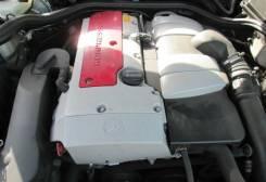 Двигатель контрактный  MercedesW210 , W203 Kompresor 2.0   M 111 957