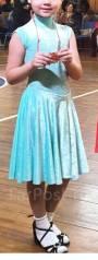 Платья для бальных танцев. Рост: 104-110, 110-116 см