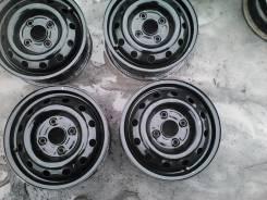 Honda. 5.5x14, 4x114.30, ET55, ЦО 64,1мм.