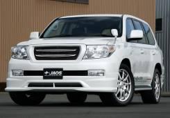 Обвес кузова аэродинамический. Toyota Land Cruiser, VDJ200, UZJ200W, URJ200, UZJ200