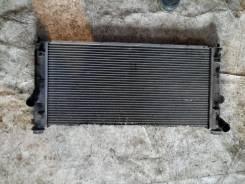 Радиатор охлаждения двигателя. Toyota Celica, ZZT231, ZZT230 Двигатели: 2ZZGE, 1ZZFE