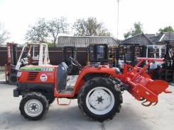 Hitachi. Японский трактор NZ235, 1 200 куб. см.