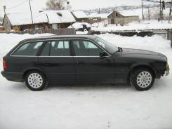 BMW 5-Series. E34, M60