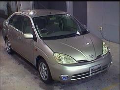 Toyota Prius. NHW11, 1NZFXE