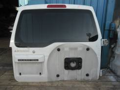 Дверь багажника. Mitsubishi Pajero Mini, H53A, H51A, H56A Двигатель 4A30T