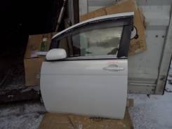 Дверь боковая. Toyota Isis, ZNM10 Двигатель 1ZZFE