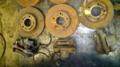 Тормозная система. Nissan Skyline, ENR34, HR34, ER34 Двигатель RB20DE