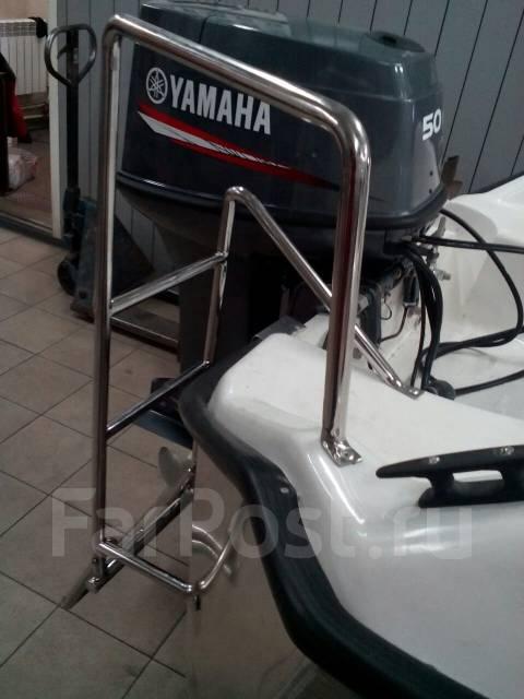 ремонт и покраска алюминиевых лодок