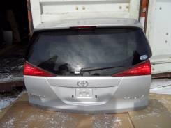 Дверь багажника. Toyota Caldina, ST246W, ST246 Двигатель 3SGTE