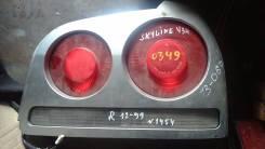 Стоп-сигнал. Nissan Skyline, HR34