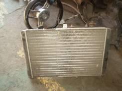 Радиатор охлаждения двигателя. Лада 2109