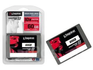 SSD 2,5 дюйма. 60 Гб, интерфейс SATA. Под заказ