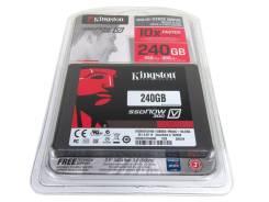 SSD 2,5 дюйма. 240 Гб, интерфейс SATA