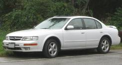 Запчасти на Ниссан Максима Цефиро 1998г. Nissan Maxima Nissan Cefiro, WA32, HA32, PA33, A32, A33, PA32, WHA32, WPA32 Двигатели: VQ20DE, VQ30DE, VQ25DD...