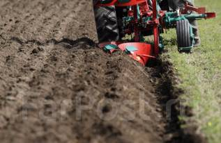 Вспашка. Обработка земли. Культивация. Покос травы