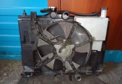 Радиатор охлаждения двигателя. Nissan: Wingroad, Bluebird Sylphy, Sylphy, Tiida Latio, Latio, Tiida, AD, Juke, Livina Двигатели: HR15DE, MR20DE, HR16D...