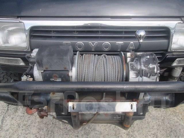 Лебедка. Toyota Land Cruiser, FJ80, FJ80G, FZJ80, FZJ80G, FZJ80J, HDJ80, HZJ80, J80