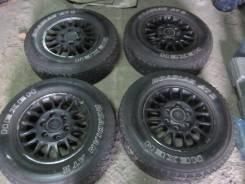 Toyota. 6.5x16, 6x139.70, ET40, ЦО 106,1мм.