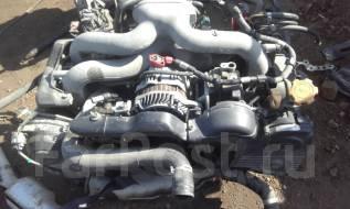 Двигатель в сборе. Subaru Legacy, BL5, BP5 Двигатель EJ20