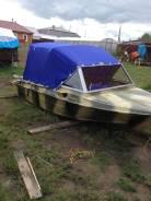 Крым. Год: 2012 год, длина 4,10м., двигатель подвесной, 40,00л.с., бензин