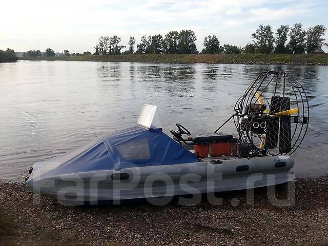 Аэролодка пиранья новая техника для охоты и рыбалки