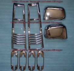 Накладка декоративная. Honda CR-V, RD2, RD1