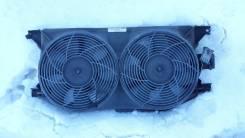 Вентилятор радиатора кондиционера. Mercedes-Benz ML-Class