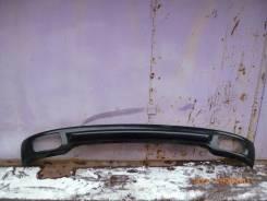 Накладка на бампер. BMW 7-Series, F01, F02