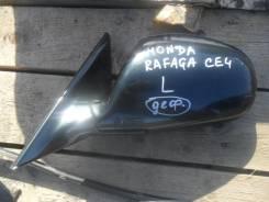 Зеркало заднего вида боковое. Honda Rafaga, CE4, CE5, E-CE5, E-CE4, ECE4, ECE5 Honda Ascot, E-CE5, CE5, E-CE4, CE4 Двигатели: G20A, G25A